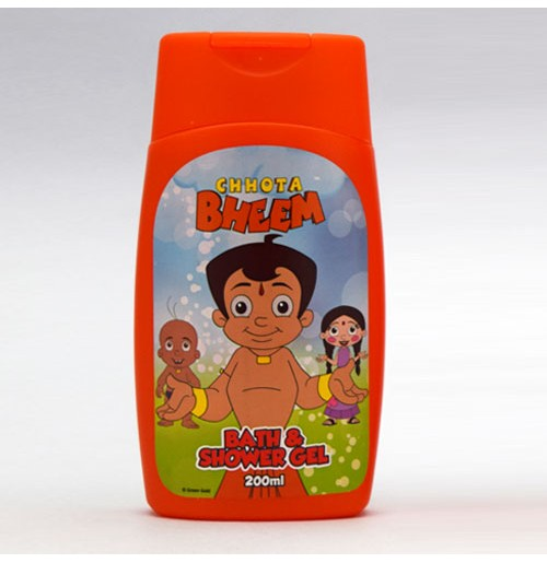 Chhota Bheem Bath and Shower Gel