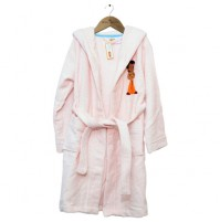 Kids Bathrobe - Rose Pink