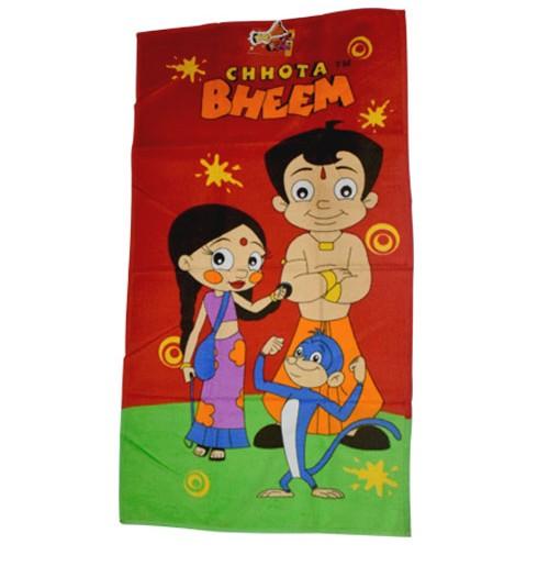 Chhota Bheem Towel