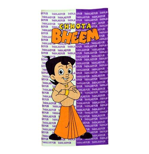 Chhota Bheem Towel - Chhota Bheem in News