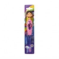 Chutki figurine Tooth Brush-Flash-Light Pink