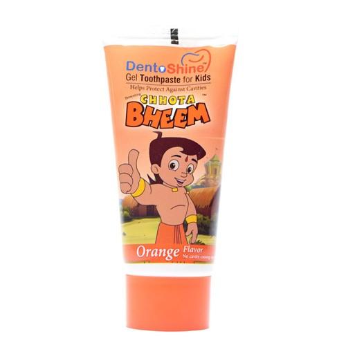 Tooth Paste - Orange Flavor