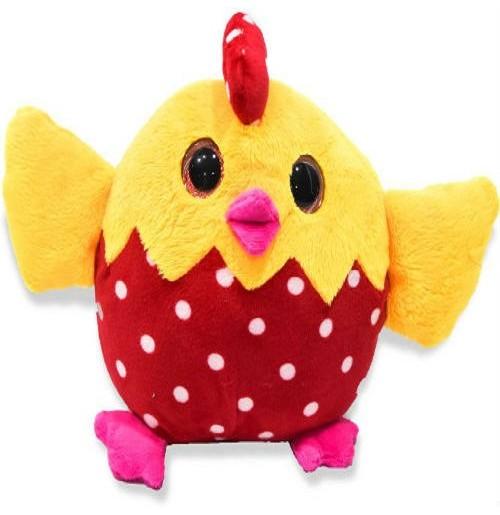 Chicken Plush - Red