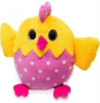 Chicken Plush - Pink