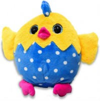 Chicken Plush - Dark Blue