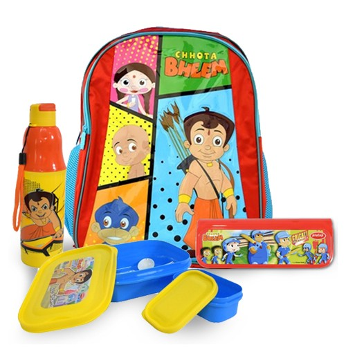 Chhota Bheem Back To School Combo-1