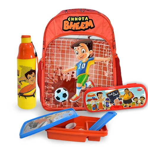 Chhota Bheem Back To School Combo-2