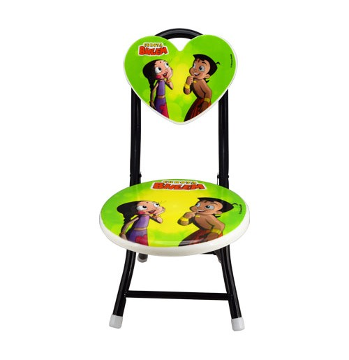 Chhota Bheem Baby Chair - Green