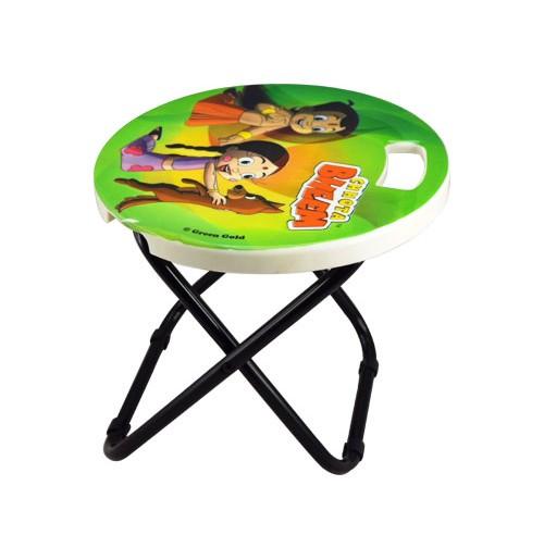 Chhota Bheem Baby Stool - Green