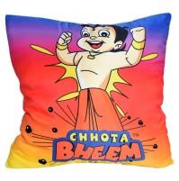 Chhota Bheem Cushion - Showing Strength - Gradient