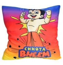 Chhota Bheem Cushion - Showing Strength - Gradient
