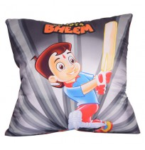 Chhota Bheem Cushion - Playing Cricket