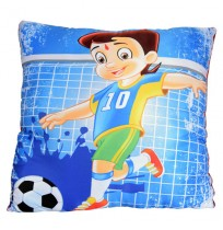 Chhota Bheem Cushion - Playing Football