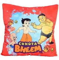 Chhota Bheem Cushion - Red