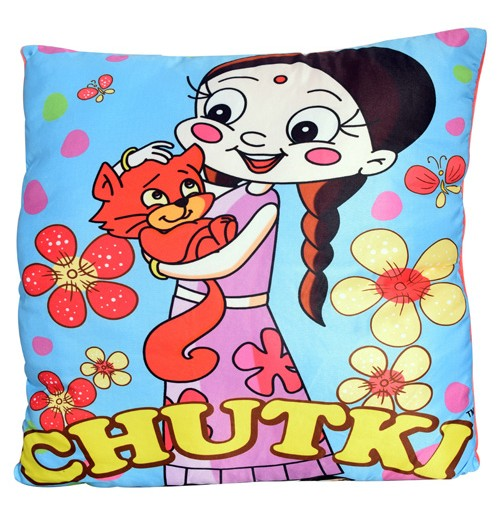 Chutki Cushion - Blue