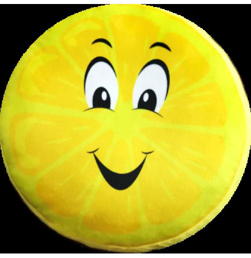 Lemon Shape Cushion