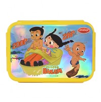 Chhota Bheem Lunch Box Blue