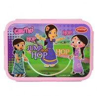 Chhota Bheem Lunch Box Purple
