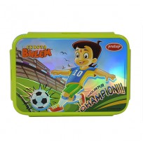 Chhota Bheem Lunch Box Light Blue
