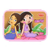 Chhota Bheem Lunch Box Pink1