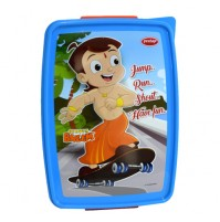 Chhota Bheem Lunch Box Blue & Orange