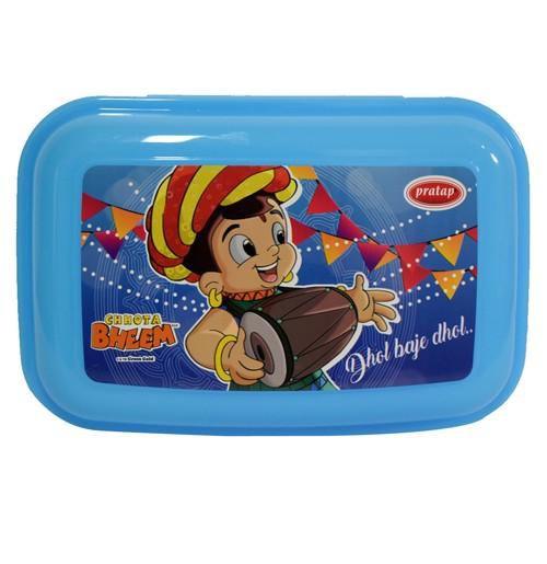 Chhota Bheem Lunch Box Blue-1