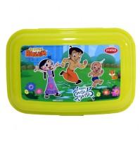 Chhota Bheem Lunch Box Light Green