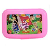 Chutki Lunch Box Pink-1