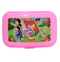 Chutki Lunch Box Pink-1