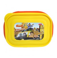 Chhota Bheem Lunch Box Yellow & Orange