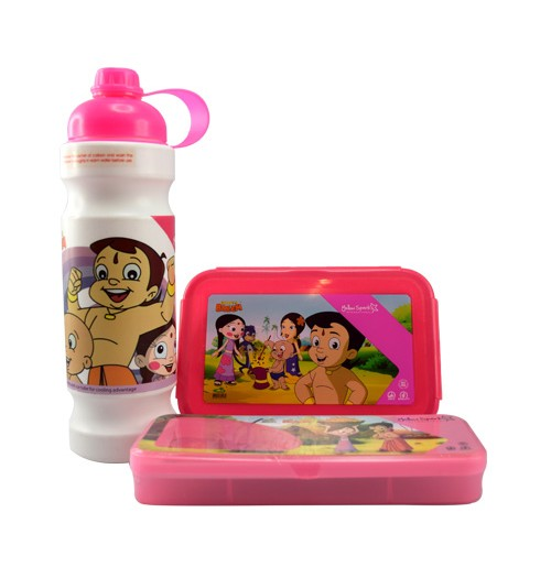 Chhota Bheem Combo Pack - Pink