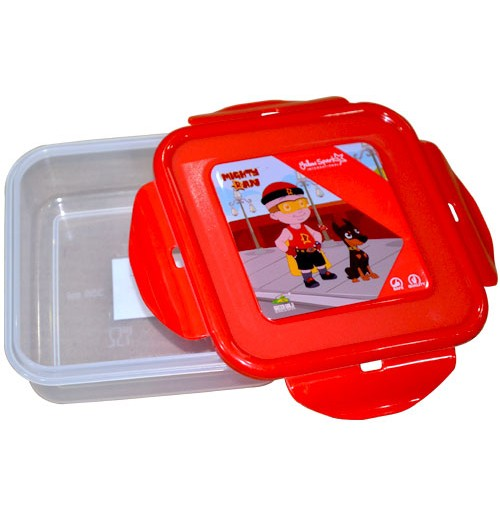 Lunch Box Mighty Raju