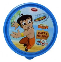 Chhota Bheem Round  Lunch Box Blue