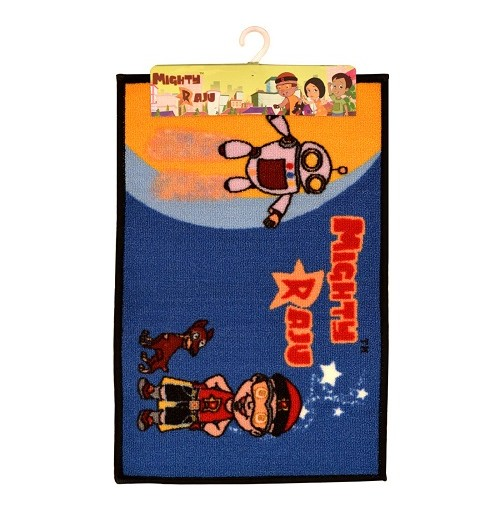Mighty Raju Floorit Mat