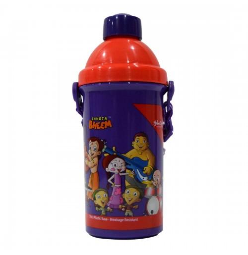 PB Water Bottle Chhota Bheem - Red and Purple