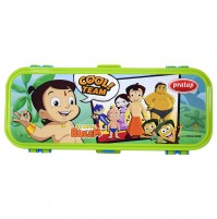 Chhota Bheem Pencil Box Green
