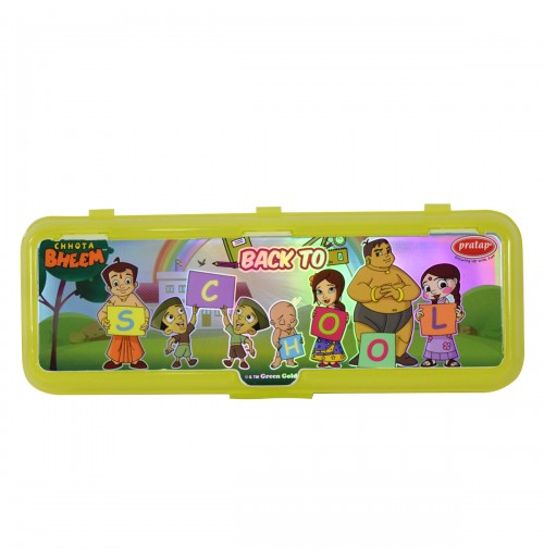 Chhota Bheem Pencil Box Green Online