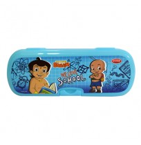 Chhota Bheem Pencil Box Light Blue