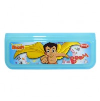 Chhota Bheem Pencil Box Blue