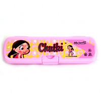 Pencil Box Plastic-Stampy Small