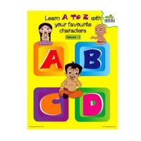 Chhota Bheem Learn Alphabets