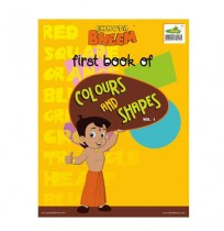 Chhota Bheem Colors and Shapes