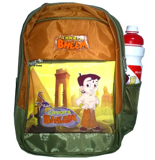 Chhota Bheem School Bag  Hutch 18