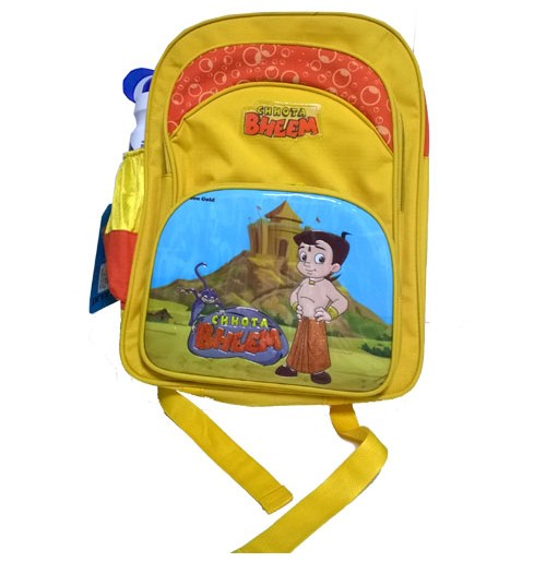 Chhota Bheem School Bag Hutch 19