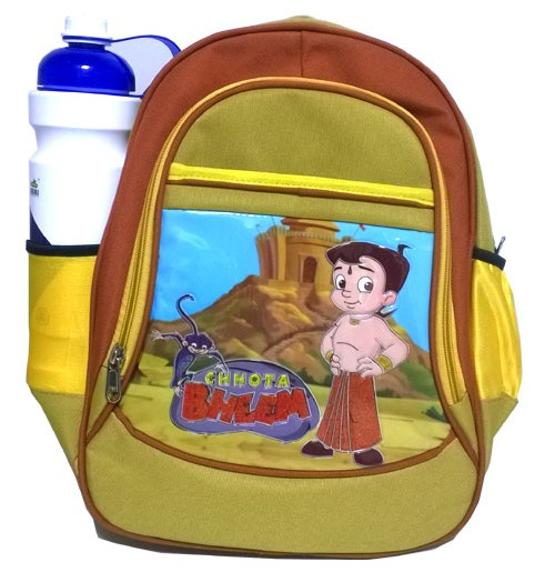Chhota Bheem School Bag Hi Jack Hot Cake 1