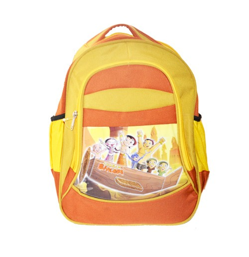 Chhota Bheem School Bag Hi Jack Hot Cake 2