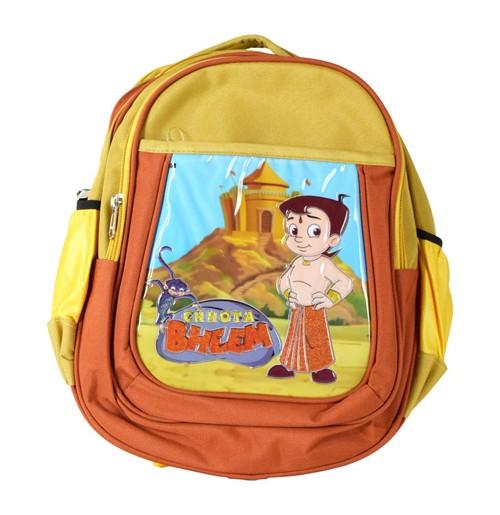 Chhota Bheem School Bag Hi Jack Hot Cake 3
