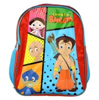 Chhota Bheem School Bag - Multicolor