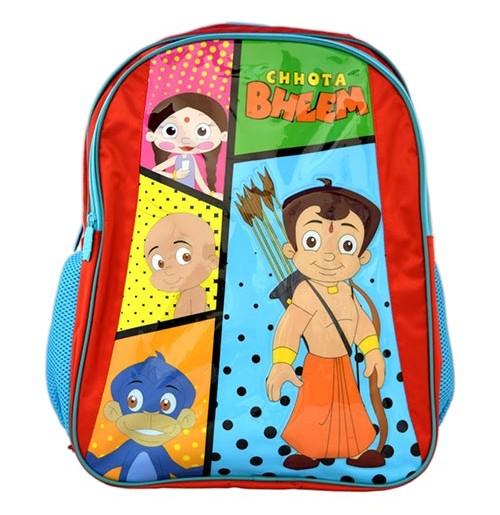 Chhota Bheem School Bag - Multicolor
