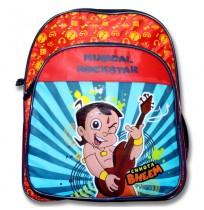 Chhota Bheem School Bag - Red